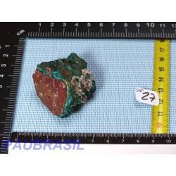 Dioptase en pierre brute Congo 55g