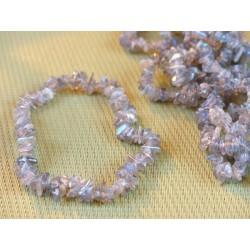 Bracelet baroque en Labradorite Q Extra