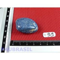 Dumortiérite bleue en galet roulé de 27g