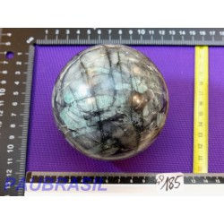 Sphère en EMERAUDE du Brésil 84mm 820gr