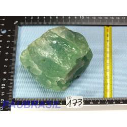 Fluorite verte en pierre brute 610g Chine