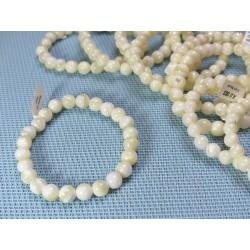 Bracelet Nacre Q Extra en perles de 8mm