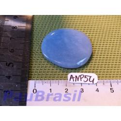 Angelite anhydrite en Pierre Plate Fine 8g