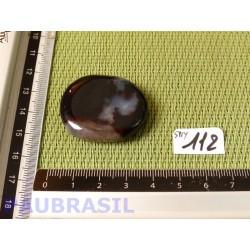 Sardonyx en pierre plate de 17g Q Extra