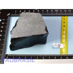 Obsidienne noire en Pierre Brute de 190gr