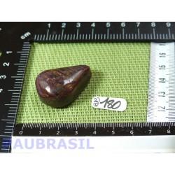Rubis Madagascar Q Extra en pierre roulée 25gr50