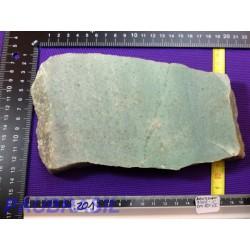 Plaque Aventurine Verte une face polie 938g