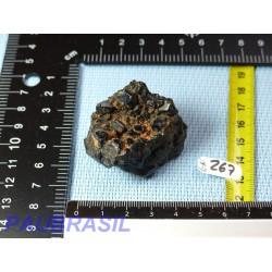Grenat Noir - Melanite Brut du Mali 67gr