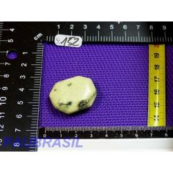 Serpentine chyta en mini pierre plate 13g