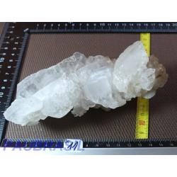 Quartz à âme ou quartz tabulaire brut Q Extra 453g