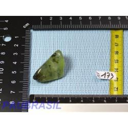 Prehnite épidote Q Extra pierre roulée 15gr