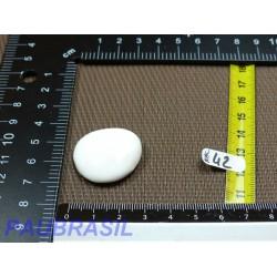 Nacre blanche en Mini Pierre Plate 10g