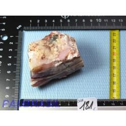Opale Rose brute des Andes 141gr Q Extra