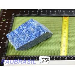 Lapis Lazuli en Pierre brute (sciée) Q Extra 168gr