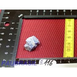 Tanzanite pierre brute 5gr
