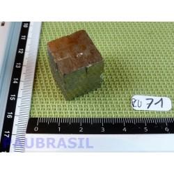 Pyrite cubique de 46gr