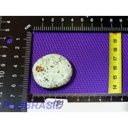 Chrysocolle en pierre plate 18g