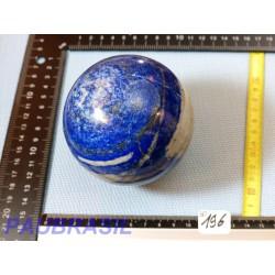 Sphère Lapis Lazuli Q Extra 960g 84mm diamètre