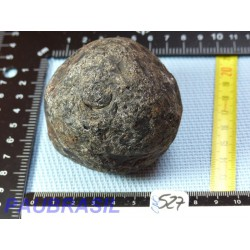 Obsidienne noire de Sicile en Pierre Brute 210gr