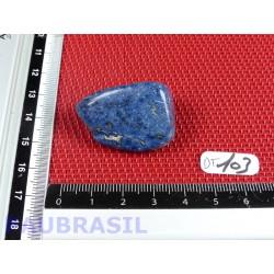 Dumortiérite bleue en galet roulé de 20g