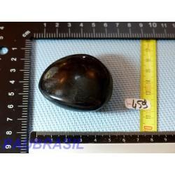 Tourmaline noire Schorl en galet poli 109gr Q Extra