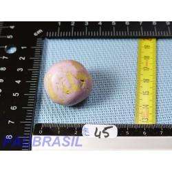 Phosphosidérite en pierre roulée 25gr