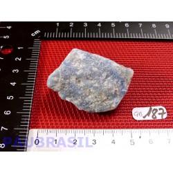 Quartz Bleu - Aventurine Bleue en Pierre brute 40gr