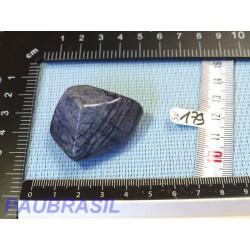 Sugilite en pierre roulée 35gr qualité moyenne