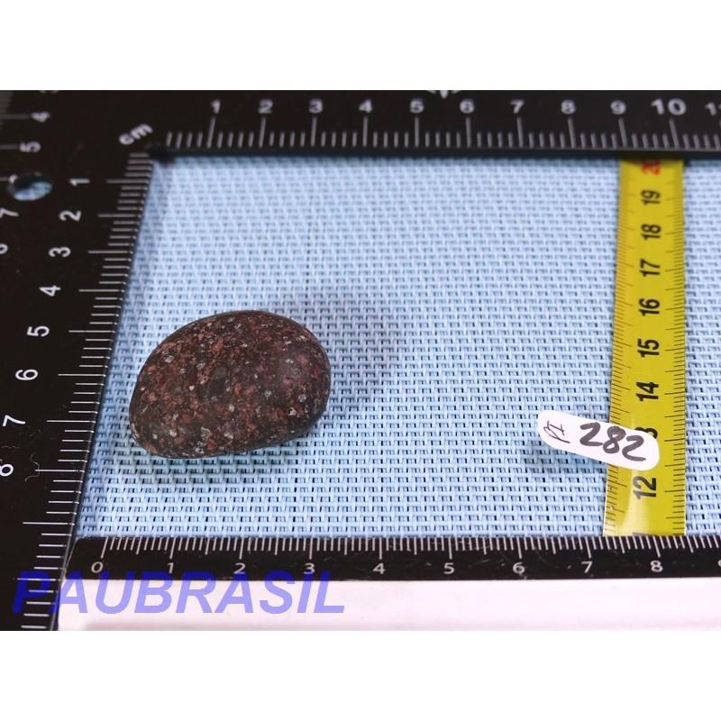 Porphyre Imperial en Pierre roulée non polie 18g