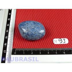 Dumortiérite bleue en galet roulé de 24g