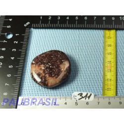 Porphyre Imperial en Pierre Plate 26g qualité moyenne