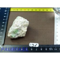 Tremolite en pierre brute 87gr Afghanistan