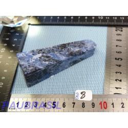 Obélisque en Sodalite - Ackmanite 105gr 96mm haut