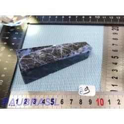 Obélisque en Sodalite - Ackmanite 106gr 91mm haut