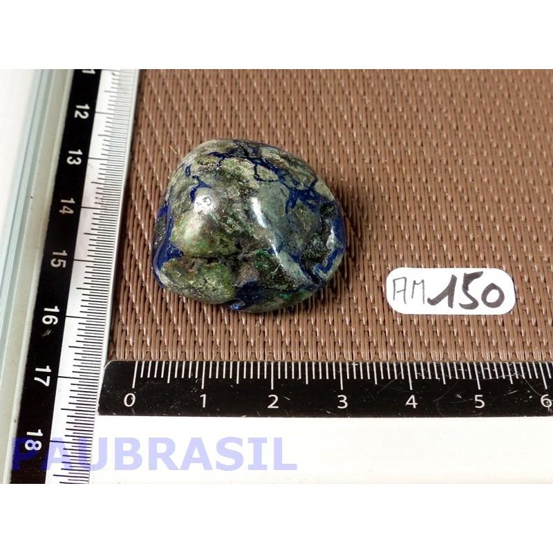 Azurite Malachite en Pierre semi roulée 22gr