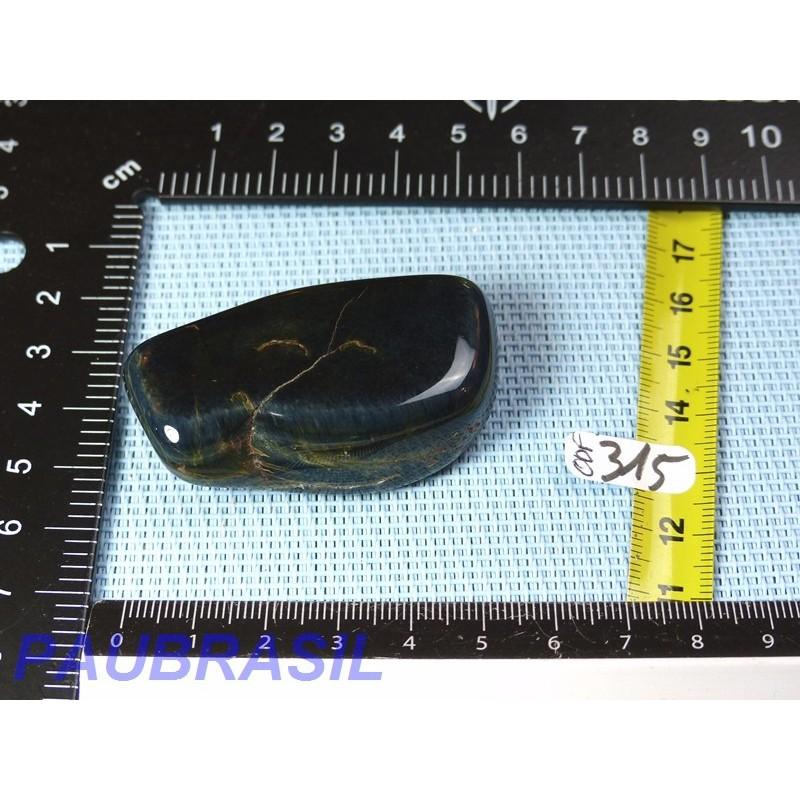 Oeil de Faucon en pierre roulée de 48gr