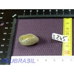 Quartz à inclusions de rutile du Minas Gerais Brésil 10gr