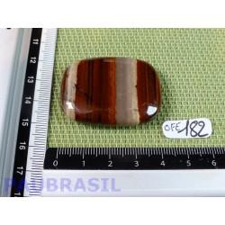 Oeil de Fer pierre plate rectangulaire 26gr