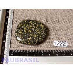Porphyre vert antique porphyre imperial en Pierre Plate 33g