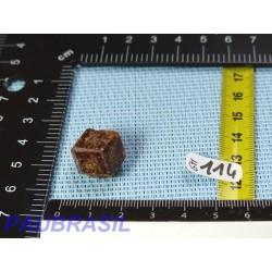 Grenat Hessonite en pierre brute de 9gr du Mali
