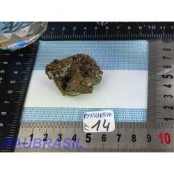 Pyrrhotite de Bulgarie en pierre brute 48g