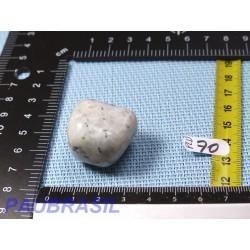 Pierre de lune Adulaire en pierre roulee de 28g