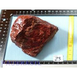 Calcite Hématocrite Brute Q Extra Mexique 815g