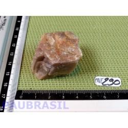 Pierre de lune Orthose en pierre brute de 43g