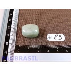 Jade Jadéite Birmanie pierre roulée 7g Q Extra