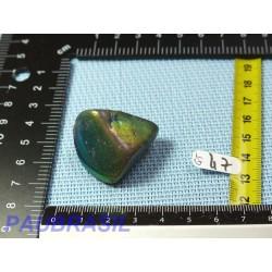 Quartz Titane en pierre roulée 20g