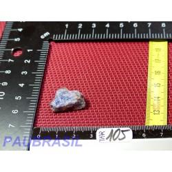 Tanzanite pierre brute 4gr