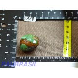 Chrysoprase Pierre roulée Q Extra 26gr Australie