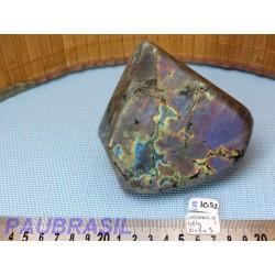 Labradorite en forme libre qualité Exceptionnelle 482gr