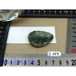 Pendentif Seraphinite Q Extra pierre plate 15g
